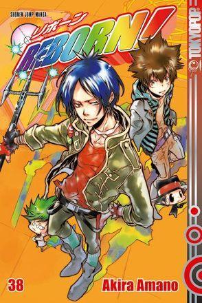 Reborn! 38 von Amano,  Akira
