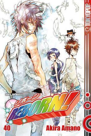 Reborn! 40 von Amano,  Akira