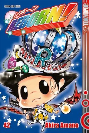 Reborn! 42 von Amano,  Akira