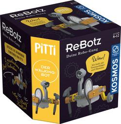ReBotz – Pitti der Walking-Bot