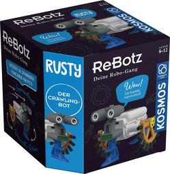 ReBotz – Rusty der Crawling-Bot