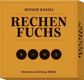 Rechen Fuchs von Knizia,  Dr. Reiner