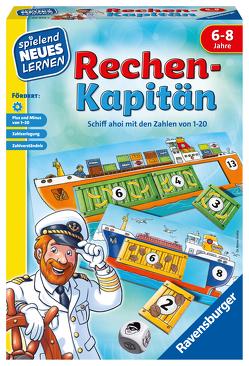 Rechen-Kapitän von Knizia,  Reiner