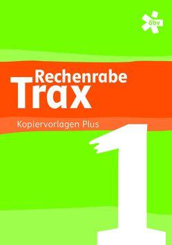 Rechenrabe Trax von Maier,  Peter Herbert