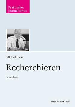 Recherchieren von Haller,  Michael