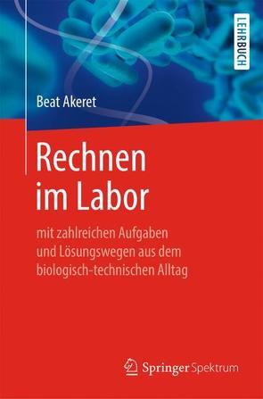 Rechnen im Labor von Akeret,  Beat