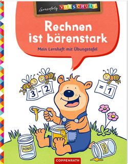 Rechnen ist bärenstark von Carstens,  Birgitt, Wagner,  Charlotte