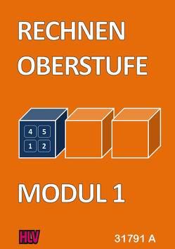 Rechnen Oberstufe – Modul 1 von Gugelmann,  Armin, Nyffeler,  Kurt
