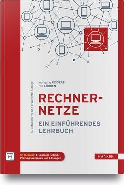 Rechnernetze von Lübben,  Ralf, Riggert,  Wolfgang