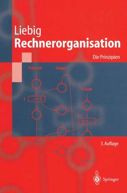 Rechnerorganisation von Liebig,  Hans, Menge,  M.