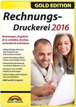 Rechnungsdruckerei 2016