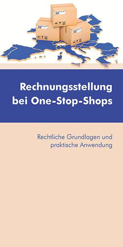 Rechnungsstellung bei One-Stop-Shops von Dipplinger,  Gerald, Petrischor,  Florian, Rosenauer,  Johanna