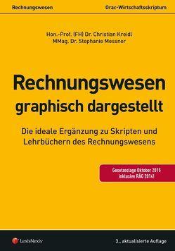 Rechnungswesen – graphisch dargestellt von Kreidl,  Christian, Messner,  Stephanie