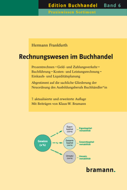 Rechnungswesen im Buchhandel von Bramann,  Klaus-Wilhelm, Frankfurth,  Hermann