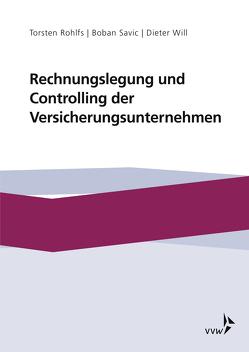 Rechnungswesen im Versicherungsunternehmen von Rohlfs,  Torsten