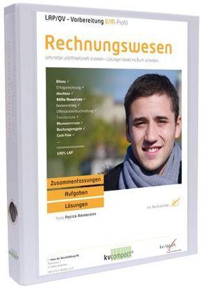 Rechnungswesen kvcompact®-Ordner (für Linkshänder) von Ammersinn,  Patrick