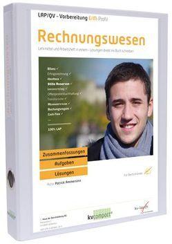 Rechnungswesen kvcompact®-Ordner (für Rechtshänder) von Ammersinn,  Patrick