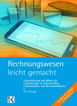 Rechnungswesen – leicht gemacht von Kudert,  Stephan, Sorg,  Peter