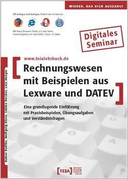 Rechnungswesen mit Beispielen aus Lexware und DATEV von Hunger,  Lutz, Klose,  Wolfgang, Radtke,  Rainer, Reszies,  Sabine