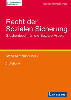 Recht der Sozialen Sicherung von Gastiger,  Sigmund, Winkler,  Jürgen