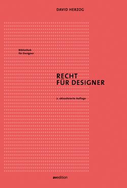 Recht für Designer von Herzog,  David