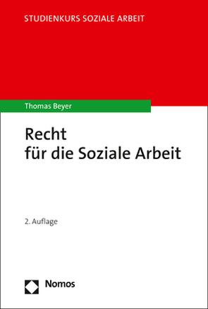 Recht für die Soziale Arbeit von Beyer,  Thomas