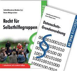 Recht für Selbsthilfegruppen und Datenschutz-Grundverordnung von Mitleger-Lehner,  Renate