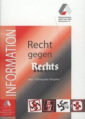 Recht gegen Rechts von Attlfellner,  Rudi, Koch,  Reinhard