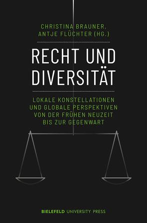 Recht und Diversität von Brauner,  Christina, Flüchter,  Antje
