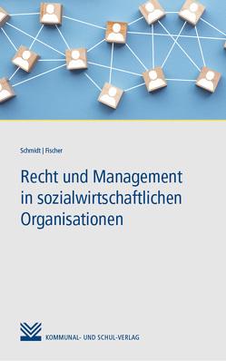 Recht und Management in sozialwirtschaftlichen Organisationen von Fischer,  Markus, Schmidt,  Michael