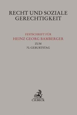 Recht und soziale Gerechtigkeit von Brocker, Lars, Knops, Kai-Oliver, Roth, Herbert