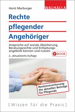 Rechte pflegender Angehöriger von Marburger,  Horst