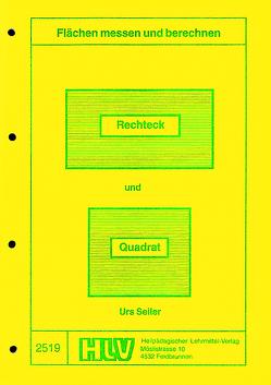Rechteck und Quadrat von Seiler,  Urs