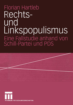 Rechts- und Linkspopulismus von Hartleb,  Florian