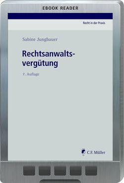 Rechtsanwaltsvergütung von Jungbauer,  Sabine