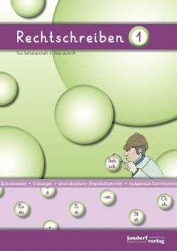 Rechtschreiben 1 (Grundschrift) von Wachendorf,  Peter