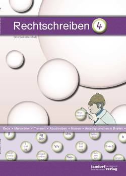 Rechtschreiben 4 von Wachendorf,  Peter