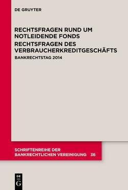 Rechtsfragen rund um notleidende Fonds. Rechtsfragen des Verbraucherkreditgeschäfts von Artz,  Markus, et al., Nobbe,  Gerd