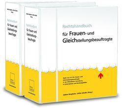 Rechtshandbuch für Frauen- und Gleichstellungsbeauftragte von Berghahn,  Sabine, Schultz,  Ulrike