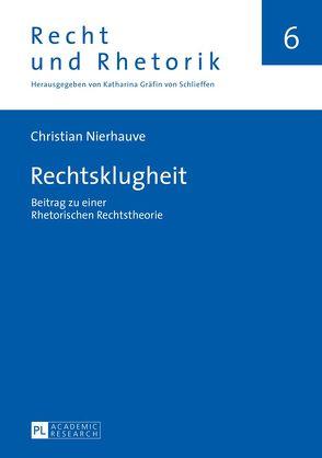 Rechtsklugheit von Nierhauve,  Christian