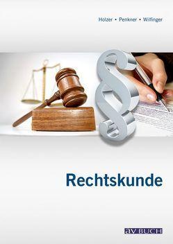 Rechtskunde von Holzer,  Gottfried