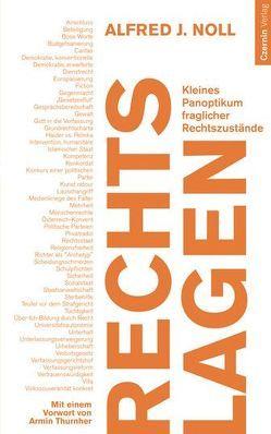 Rechtslagen von Noll,  Alfred, Thurnher,  Armin