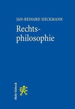 Rechtsphilosophie von Sieckmann,  Jan-Reinard