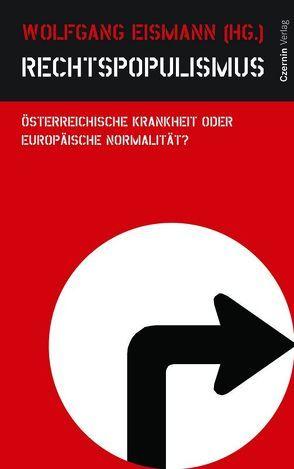 Rechtspopulismus von Eismann,  Wolfgang