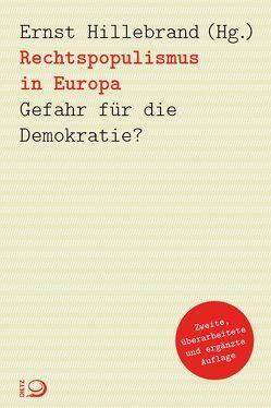 Rechtspopulismus in Europa von Hillebrand,  Ernst