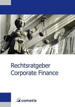 Rechtsratgeber Corporate Finance von Zanner,  Andreas