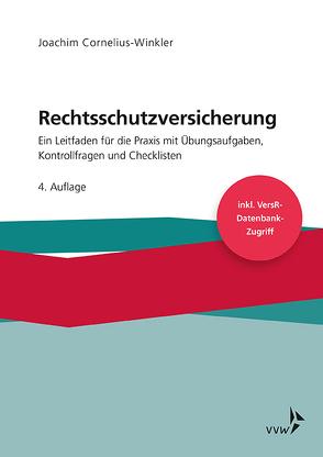 Rechtsschutzversicherung von Cornelius-Winkler,  Joachim