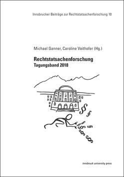 Rechtstatsachenforschung von Ganner,  Michael, Seidl,  Katharina, Voithofer,  Caroline