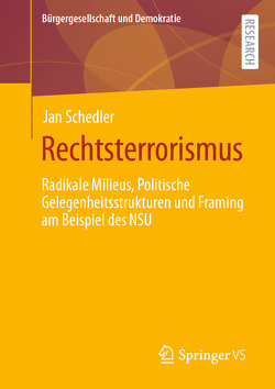 Rechtsterrorismus von Schedler,  Jan