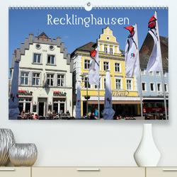 Recklinghausen (Premium, hochwertiger DIN A2 Wandkalender 2021, Kunstdruck in Hochglanz) von Raab,  Karsten-Thilo